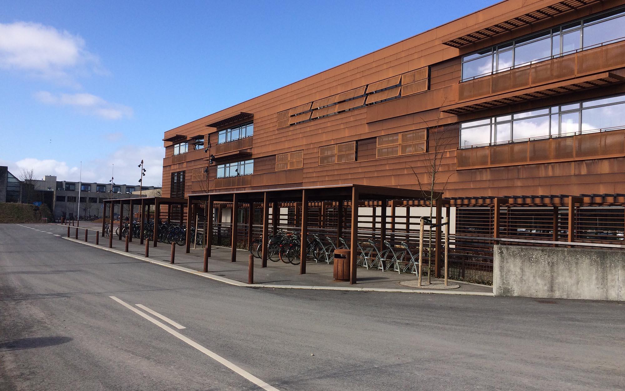 Ovenlys ABV og naturlig ventilation - Syddansk Universitet, Odense