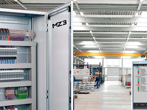 MZ3 central